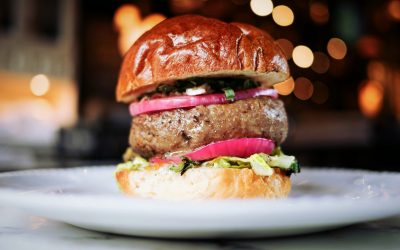 Is this a meat hamburger or a veggie-burger ?