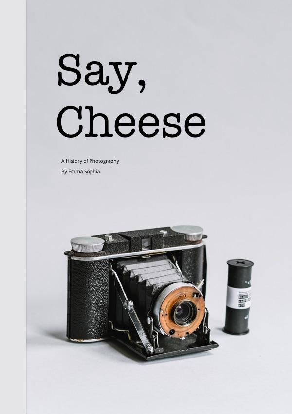 Say, Cheese