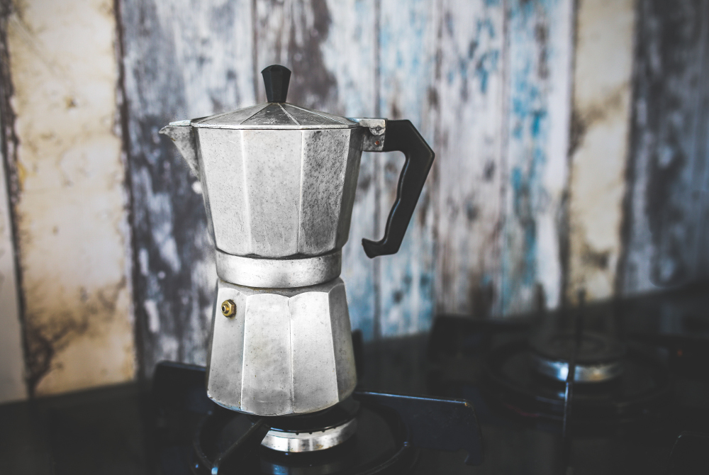 Vintage espresso
