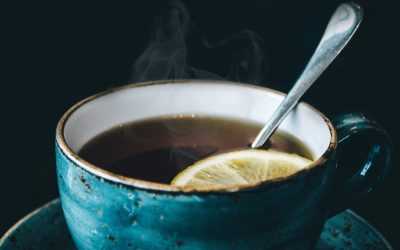The Average Color of Tea