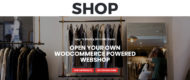 Introducing Shop, more than 25 unique pages to kickstart your next webshop