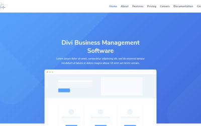 This SaaS Company child theme is designed to get your SaaS website up and running in no time
